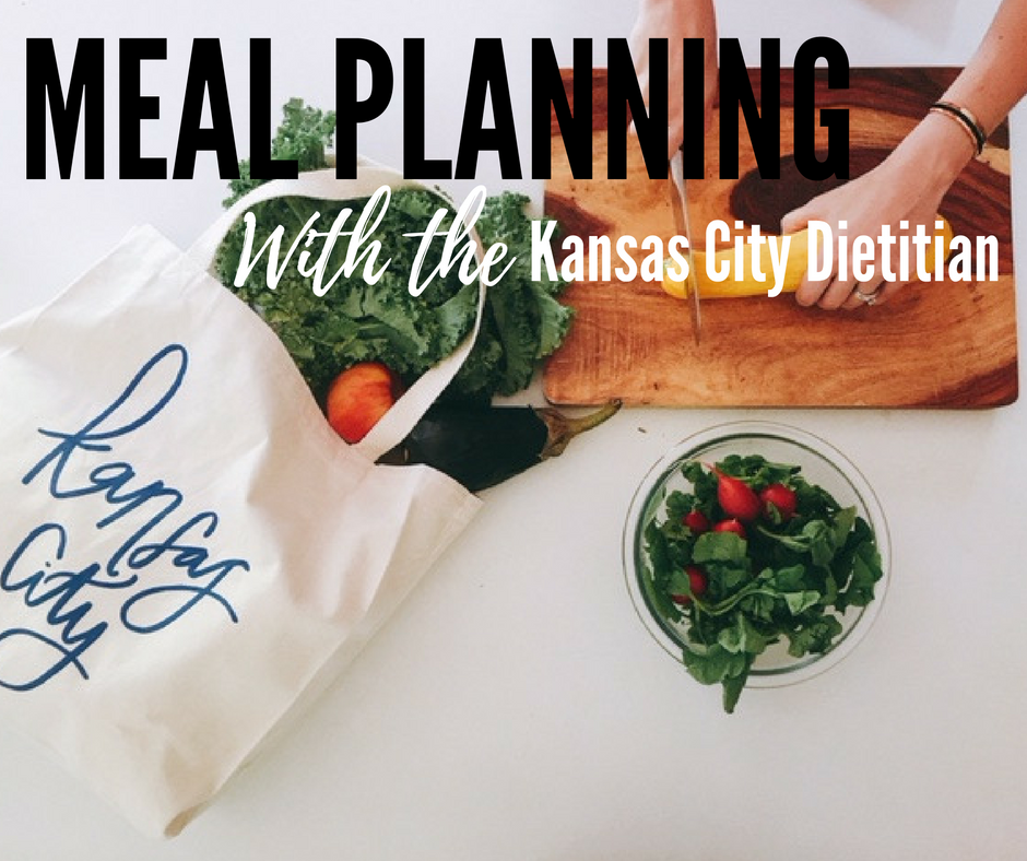 Meal Planning with the Kansas City Dietitian (photo)