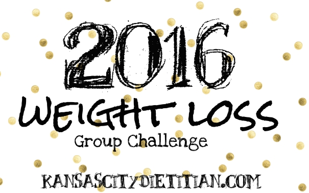 Group Weight Loss Challenge | The Kansas City Dietitian