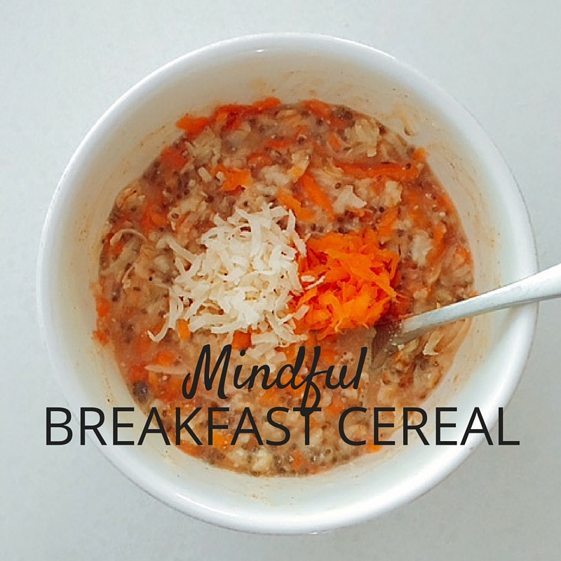 Mindful Breakfast Cereal