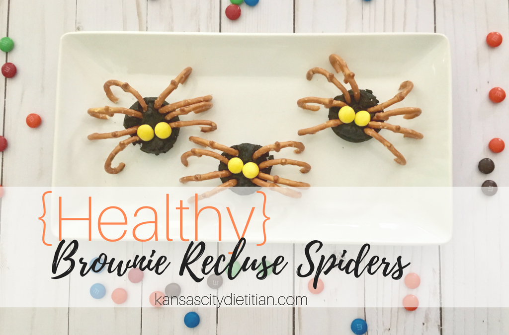 {Healthy} Brownie Recluse Spiders