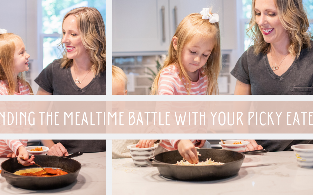 Ending the Mealtime Battle with your Picky Eater